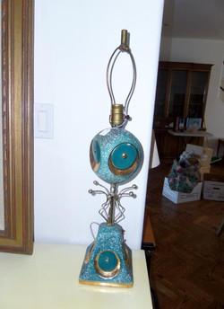great mid century lamp