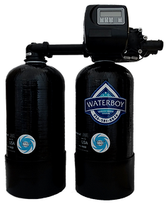 Waterboy Twin Tank Water Softener