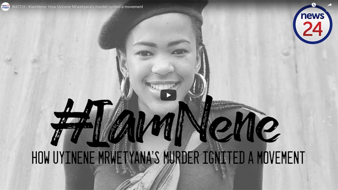#IAmNene documentary wins award