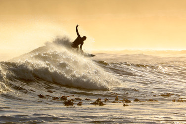 Elands Bay Surfer