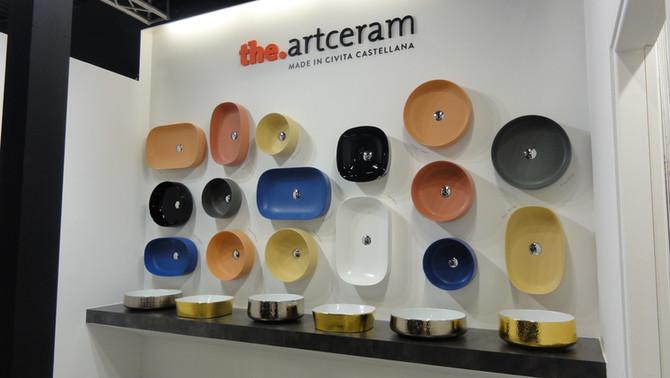 Cersaie 2015 – Relacja z największych europejskich targów ceramiki i wyposażenia wnętrz.