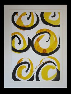 brand logo inspired artwork