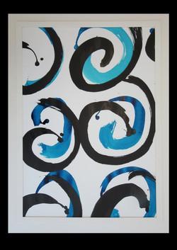Brand logo inspired artworks