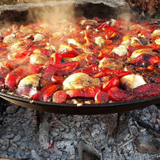 paella variations