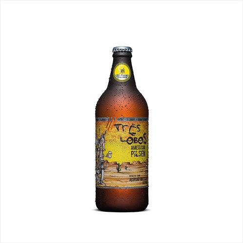 Cerveja Três Lobos
