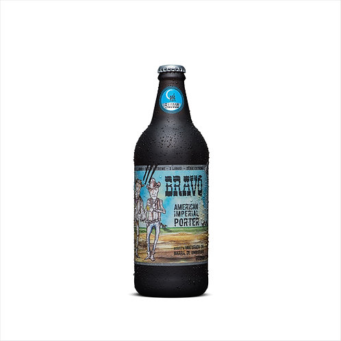 Cerveja Três Lobos - Bravo