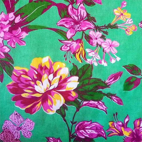 Toalha Chita Floral