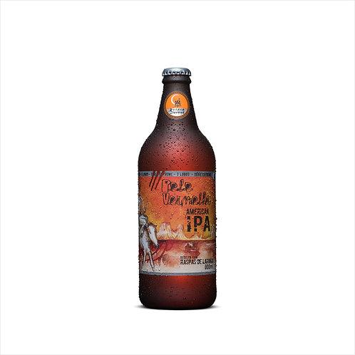 Cerveja Três Lobos - Pele Vermelha