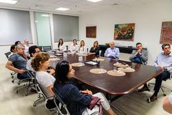 Reunião 5as Científicas