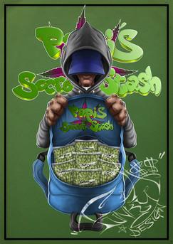 Papi's Secret Stash - Logo Poster.jpg