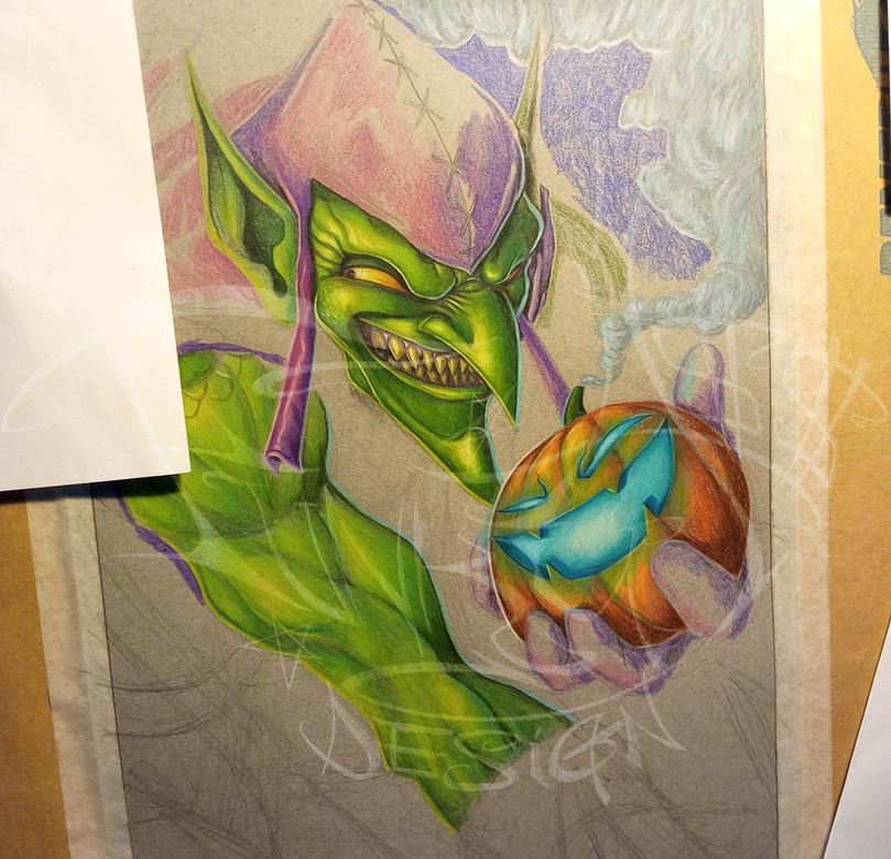Green Goblin in Prismacolor 2.jpg