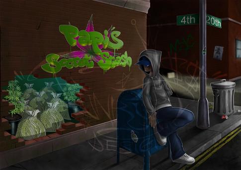 Papi's Secret Stash - Street Corner.JPG