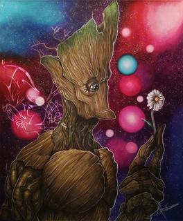 Groot in Prismacolor 1.jpg