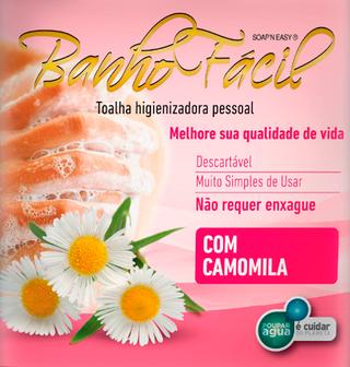 Banho Fácil CAMOMILA: