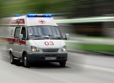 28 апреля - День работника скорой помощи