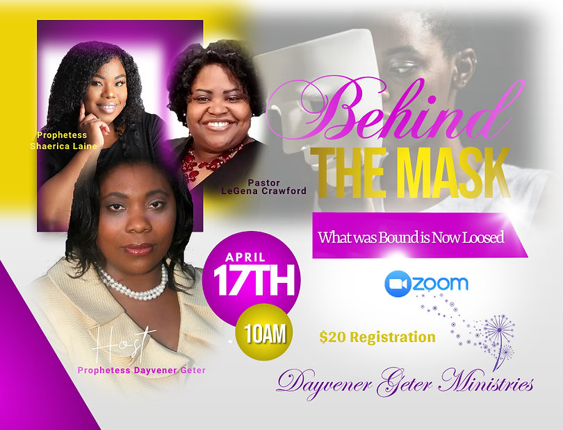 Copy of Copy of Womens conference flyer