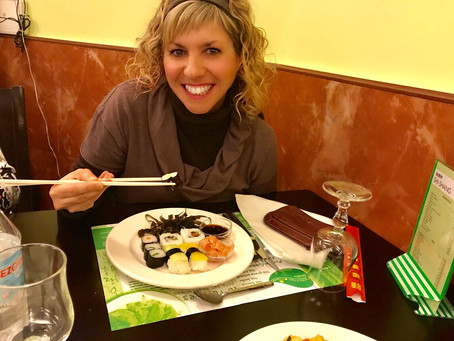 Comida Vegana en Madrid 1