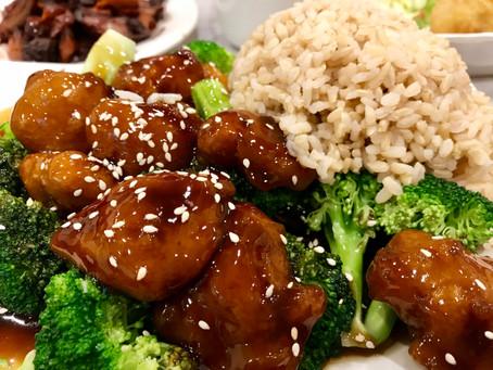 Restaurante Vegano en Chinatown