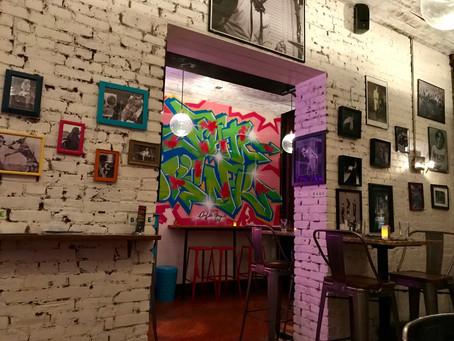 'Urban Vegan Kitchen' en Greenwich Village