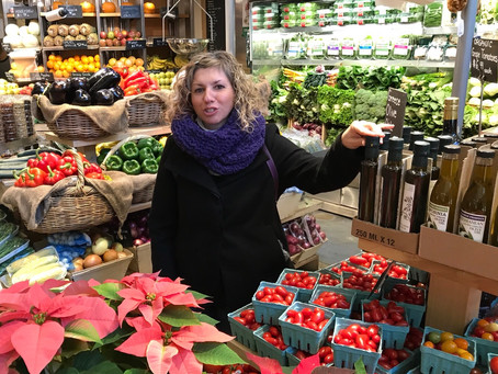 Grand Central Market- NYC