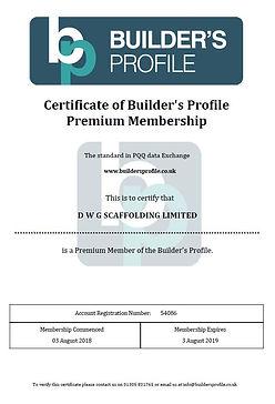 Builders Profile Certificate.JPG
