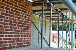 scaff brick and block work