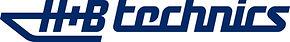 CI Logo H+B technics dkl blau CMYK 100-6