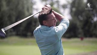 Flanders golf social content