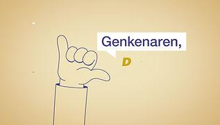 Explainer video Genk bon