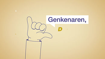 Explainer video Genk bon