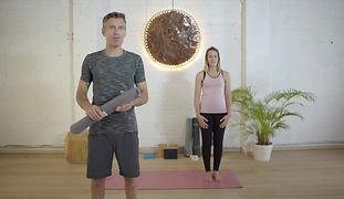 Decathlon instructional video for Yoga Props