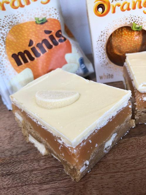 White Chocolate Orange box