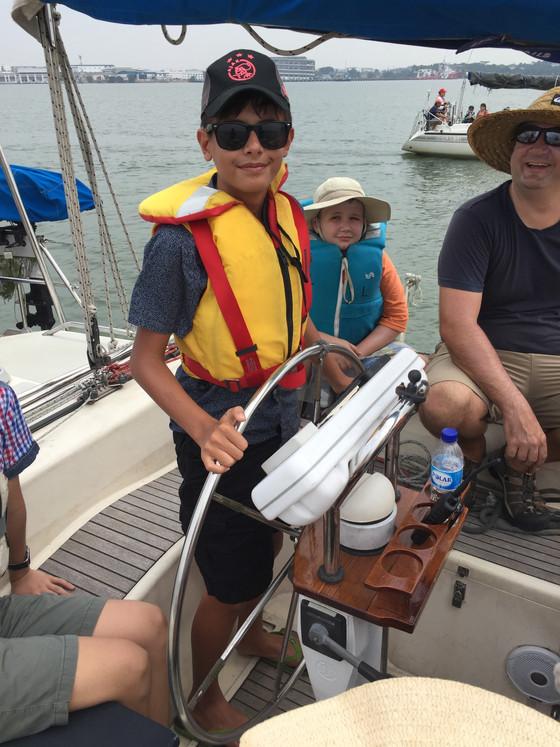 I Went Sailing