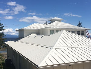 comox valley roofing, commercial roofing, commercial roofer, flat roofing, sbs roof, metal roof