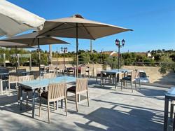 Novo terraço / New Terrace