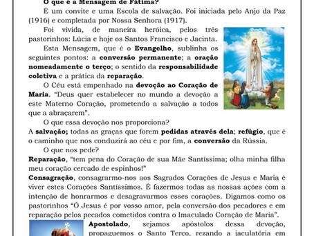 Fátima e o Coração de Maria