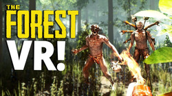 Game over vr_ The forest VR