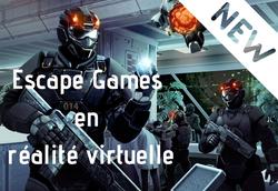 Escape games VR