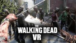 walking dead VR game over vr