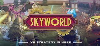 Skyworld GameOver