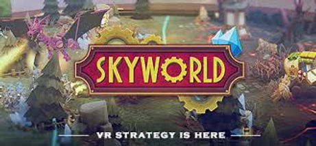 Skyworld GameOver