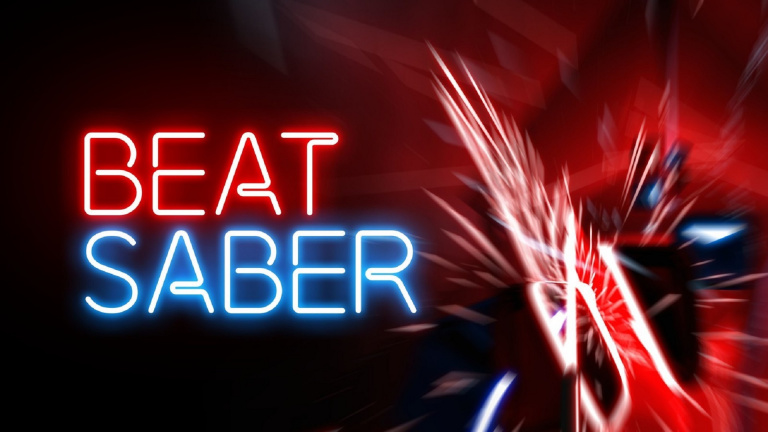 beat saber game over