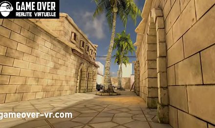 Game over VR | Nice France | Realité virtuelle