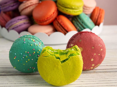 Macaroons have landed in Miami