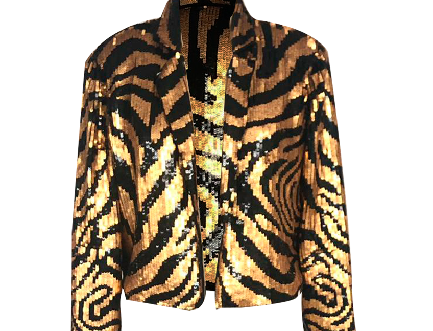 THE GOLDEN Z JACKET