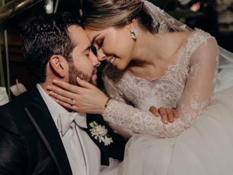 "Fiorella Solines says ""I do"""