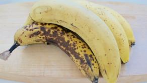 Hvordan trylle brune bananer til saftig havrekjeks på 1-2-3?