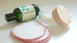 Reduser avfall på badet med gjenbrukbare bomullspads