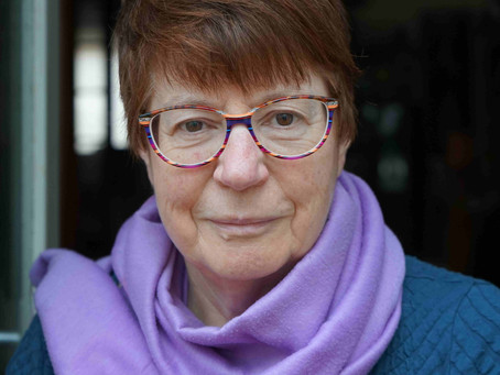 Interview with a local author: Cath Barton.