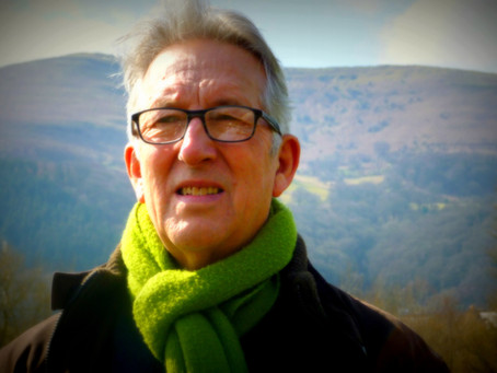Interview with a local author: Nigel Jarrett